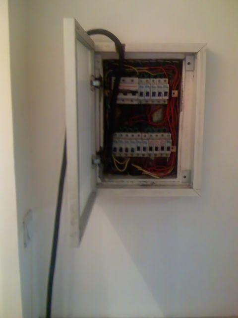 électriciten de choc